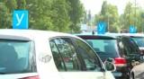 Автоинструктори на протест заради новите правила