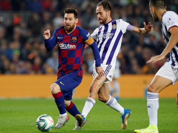 Голямата звезда на Барселона Лео Меси има най-добрия дрибъл от