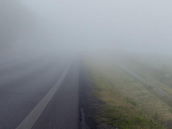"""От """"Пътна полиция"""" предупреждават за изключително гъста мъгла на АМ"""