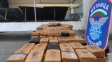 Спипаха в камион над 90 кг хероин на стойност над 3,6 млн. лв.