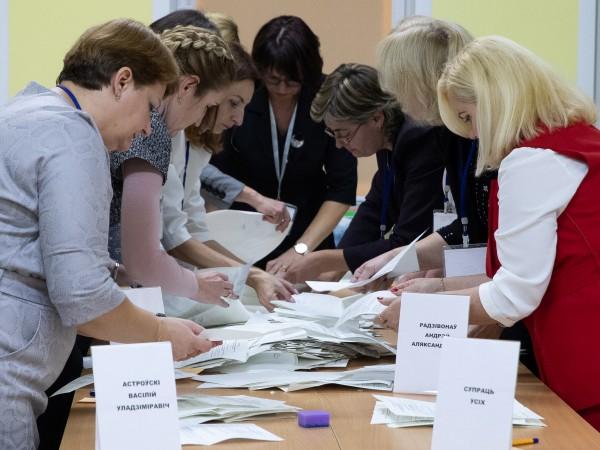Нито един представител на опозицията в Беларус не влиза в
