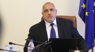 Крачка назад, Борисов твърд: Първият ден от болничните остава платен