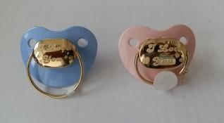 На търг: Биберони със златен обков, часовници...