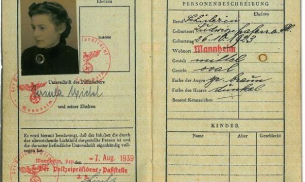 Член 116 – германските евреи, които Германия не иска обратно