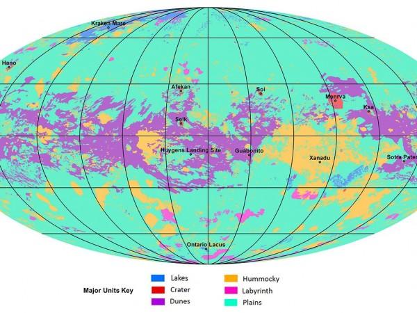 Учени представиха първата глобална геоложка карта на скритата зад мъглива