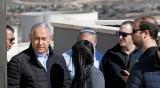 След решението на САЩ: Нетаняху на Западния бряг