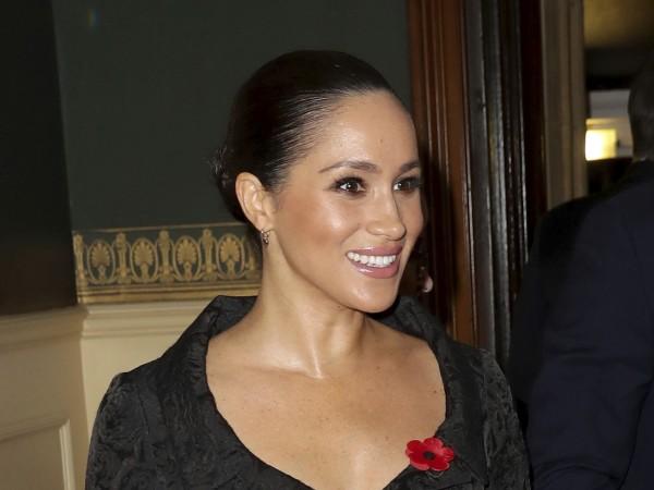 Херцогинята Меган Маркъл - съпругата на британския принц Хари, е
