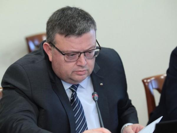 Както се очакваше досегашният главен прокурор Сотир Цацаров е предложението