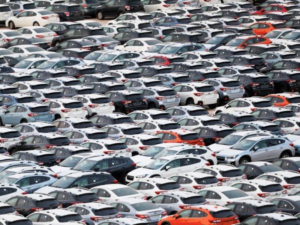 Продажбите на автомобили в Европа са се повишили през октомври,