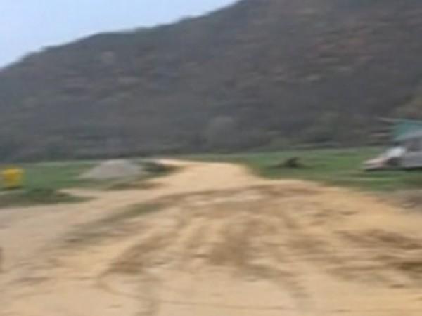 За сигнал за незаконен път в Рупите алармира bTV. Вече