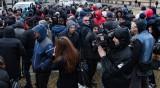 Протест на жълтите павета срещу избора на Симеонов. Кой го организира?