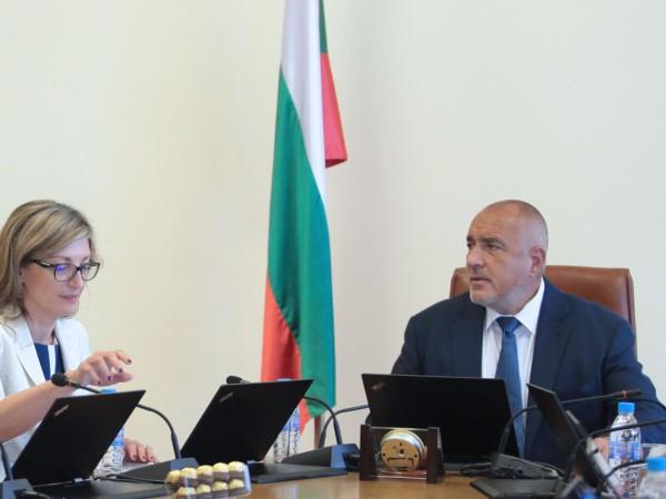 Министерският съвет предлага на Народното събрание да ратифицира със закон