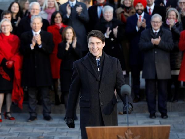 Джъстин Трюдо, новият стар премиер на Канада, представи новият си