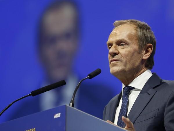 Европейската народна партия избра бившия председател на Европейския съвет Доналд