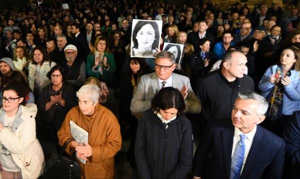 Бизнесмен поръчал убийството на малтийската журналистка?