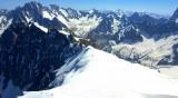 Френски алпинисти загинаха в масива на Монблан