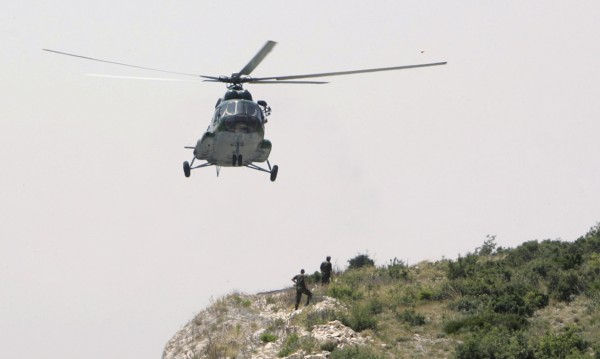 Хърватски пилоти задържани за контрабанда на оръжие