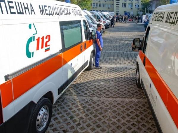 Трима души са загинали след тежка катастрофа, станала на пътя