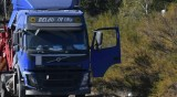 Катастрофа между ТИР и микробус във Велико Търново
