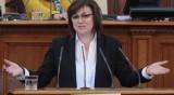 Борисов и Нинова мерят служебните пътувания с пенсии и заплати