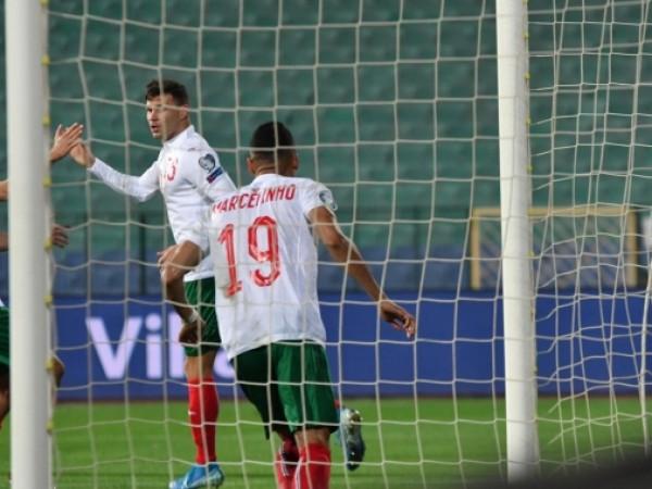 """Националният отбор на България ще бъде в група """"F"""", ако"""
