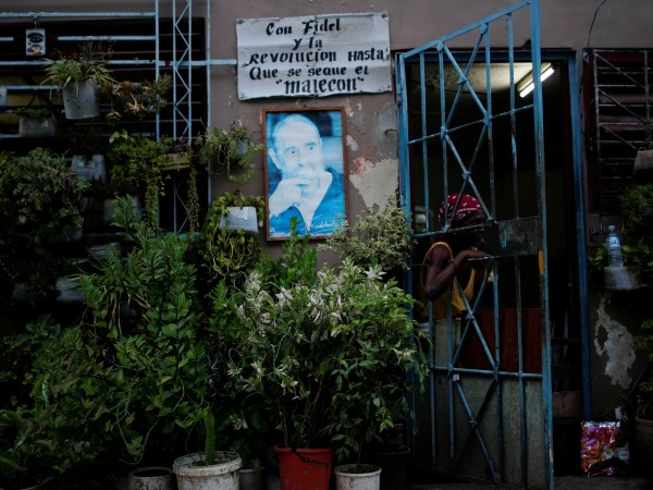 Усмихнат или войнствен, замислен или наблюдателен, лидерът на кубинската революция