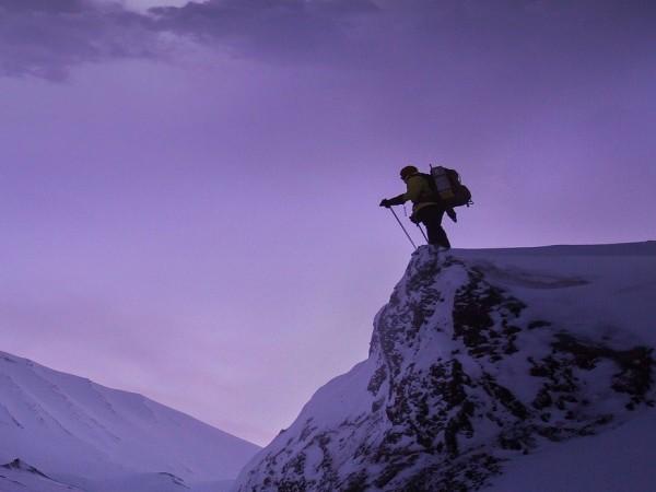 Снимка: Зима в планините: 20 см сняг на Черни връх, 8 на Рожен
