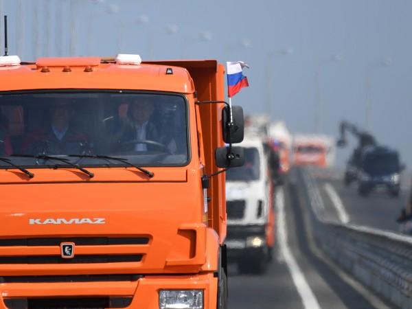 Германският концерн Daimler придоби 15% от акциите на руската компания