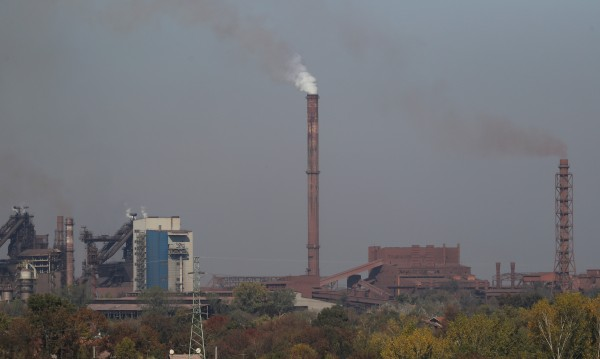 Концентрацията на парникови газове с рекордни нива
