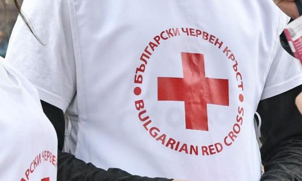 БЧК раздава храни на около половин милион българи