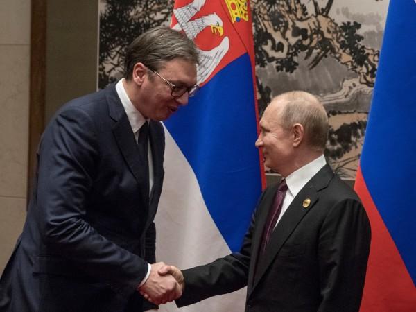 Преди идването на власт на Сръбската прогресивна партия /СПП/ начело