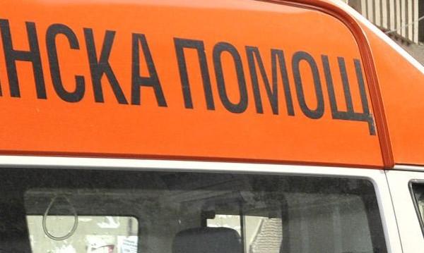 Челен сблъсък на пътя София - Варна прати човек в болница
