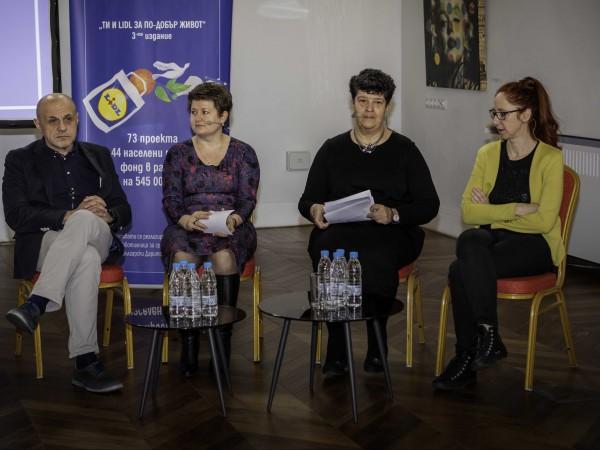 22 граждански организации ще получат финансиране в третото издание на