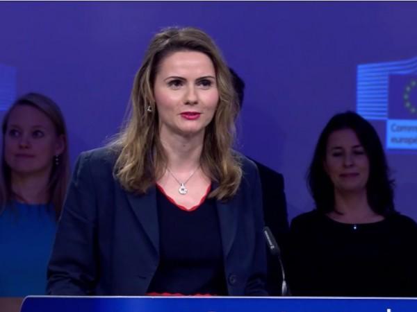 Снимка: Българка ще говори от името на френския еврокомисар