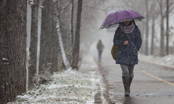 130 машини на терен в София да чистят снега