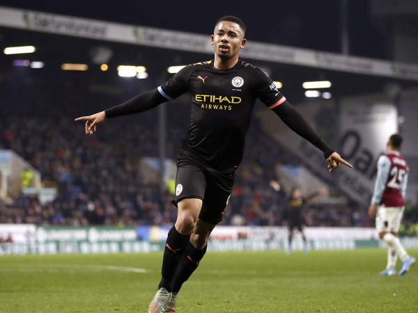 """Манчестър Сити победи с 4:1 Бърнли на стадион """"Търф Мор"""""""