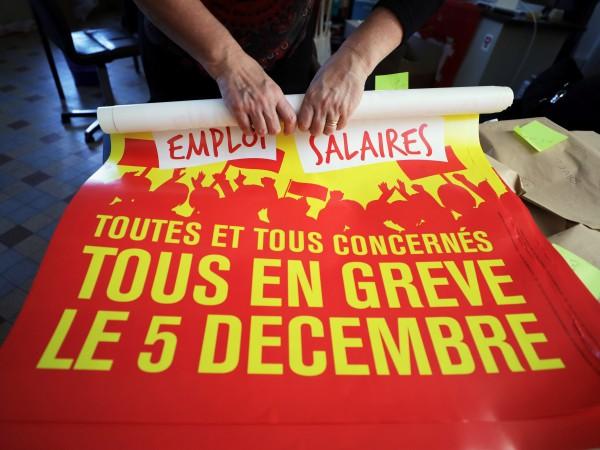 Снимка: Външно: Франция ще бъде блокирана от 5 декември
