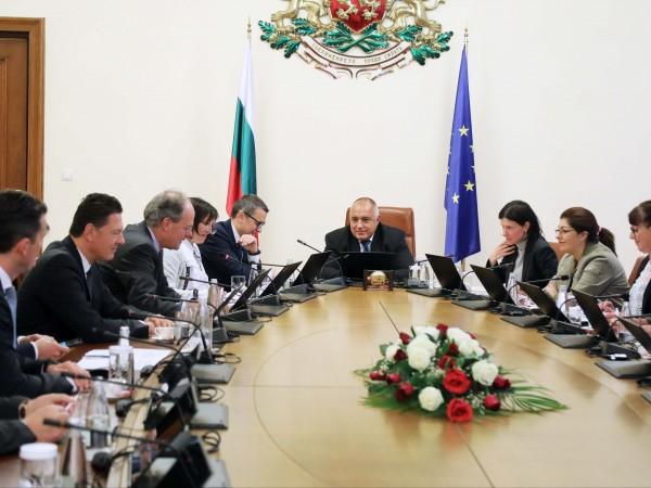 Премиерът Бойко Борисов определи като отлични условията за бизнес у