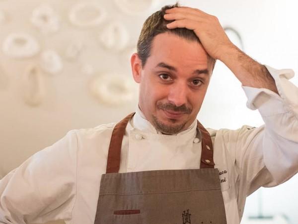 Италианският главен готвач и носител на многобройни награди Джанлука Горини