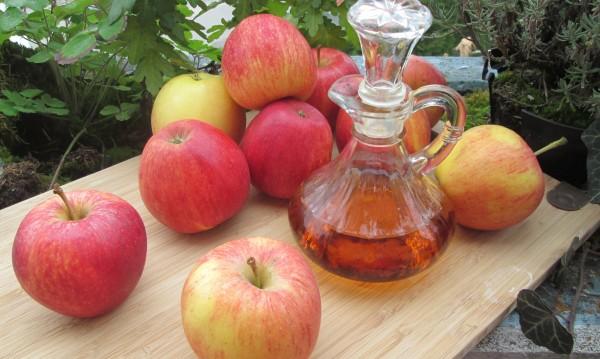 4 ползи от ябълковия оцет
