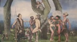 Църква в Малмьо окачи портрет с гей двойки и транссексуална змия
