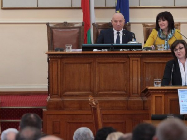 Пореден обрат в парламента. След като отхвърлиха предложението на МС