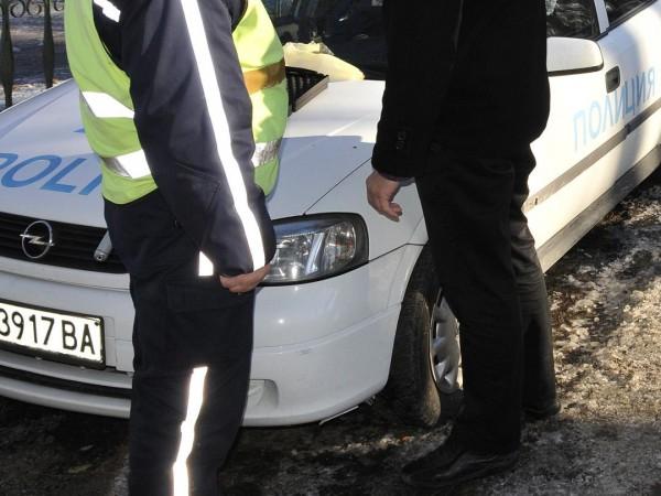 Шофьор на автобус, който е превозвал от пътници от работното