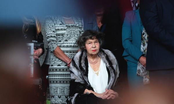 Радев за Мутафова: Безграничен талант, обичана от публиката!
