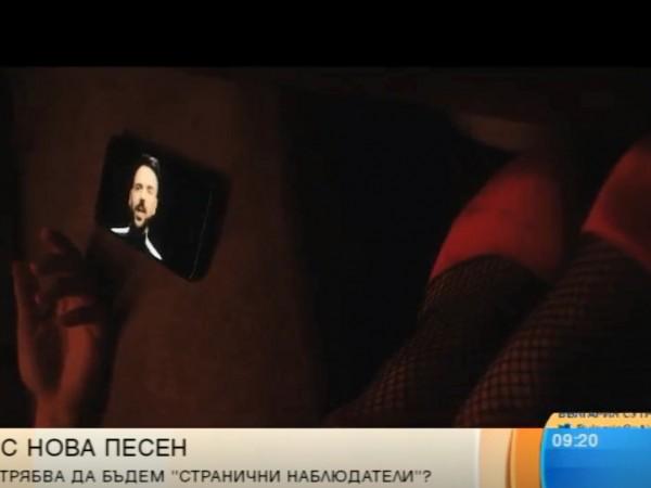 Владимир Ампов - Графа напомня по най-добрия вокален начин, че