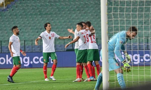 Срещаме Беларус в подготовка за Евро 2020