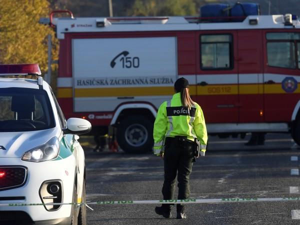 Експлозия на газ стана в 13-етажен блок в град Прешов,
