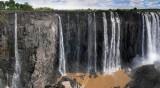 Водопадът Виктория е застарешен от пресъхване