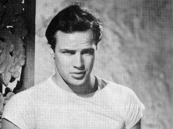 Като млад актьор Марлон Брандо обикалял нощните заведения с колегата