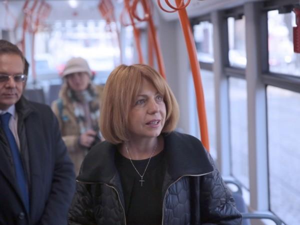 Кметът на София Йорданка Фандъкова призова гражданите да бъдат внимателни